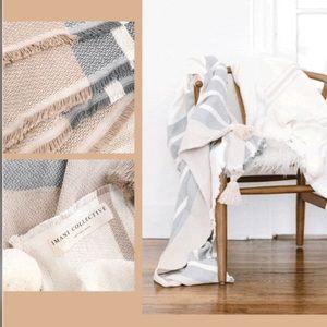 Imani Collective Woven Throw Blanket